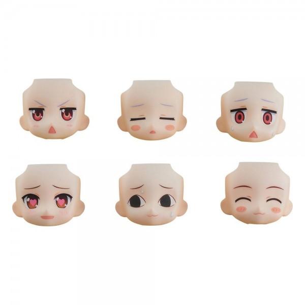 Non Non Biyori Nonstop - Nendoroid More Face Swap / Zubehör-Set: Good Smile Company