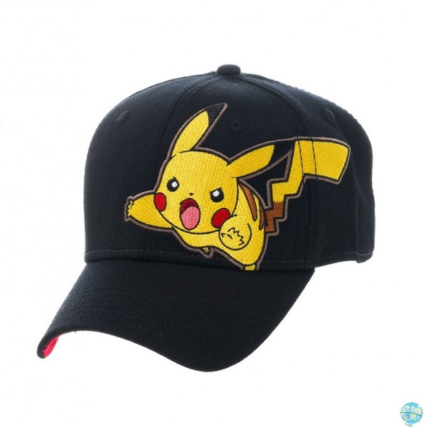 Pokemon - Pikachu Baseball Cap: Bioworld