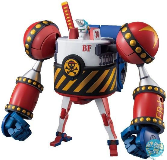 One Piece - General Franky Modell-Kit - Best Mecha Collection: Bandai