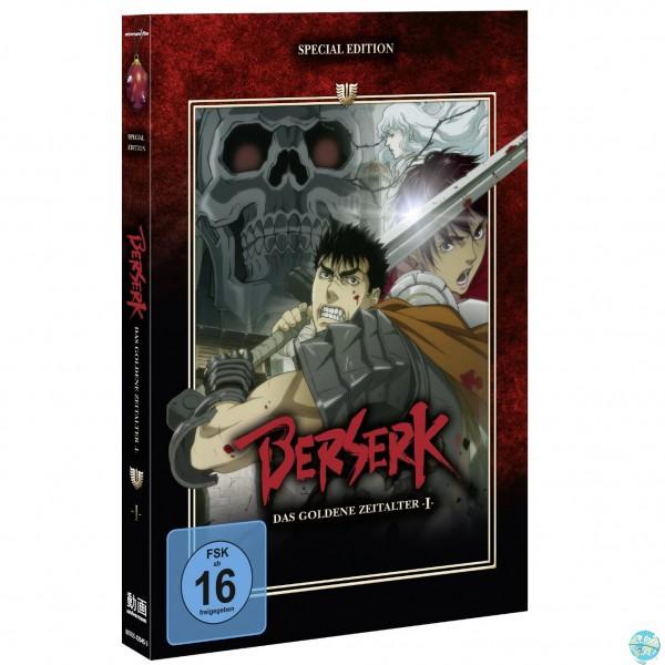 Berserk – Das goldene Zeitalter I SE DVD: Universum Film GmbH