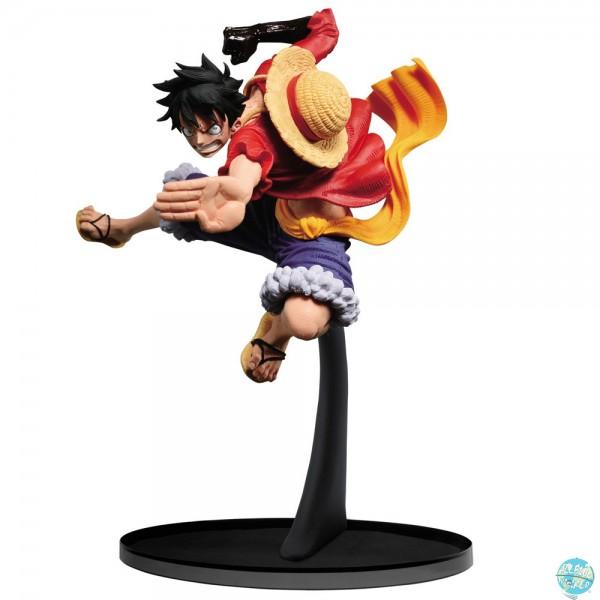 One Piece - Monkey D. Ruffy Figur - SCultures / Big Zoukeio 6: Banprest