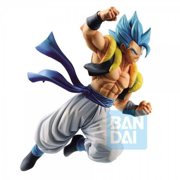 Dragonball Super - SSGSS Gogeta Figur / Z-Battle: Banpresto