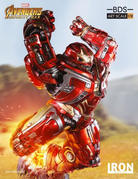 Avengers Infinity War - Hulkbuster: Iron Studios