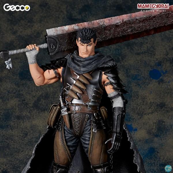 Berserk Guts Statue - The Black Swordsman Ver.: Gecco