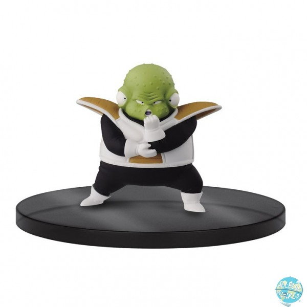 Dragonball Z - Guldo Figur - Dramatic Showcase: Banpresto