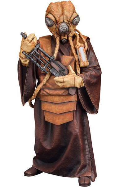 Star Wars - Bounty Hunter Zuckuss / ARTFX+: Kotobukiya