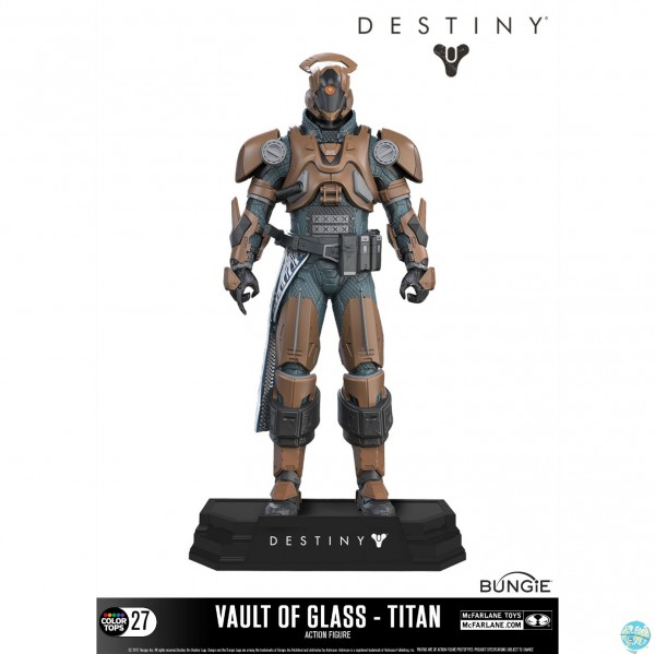 Destiny - Titan (Vault of Glass) Actionfigur / Color Tops: McFarlane Toys