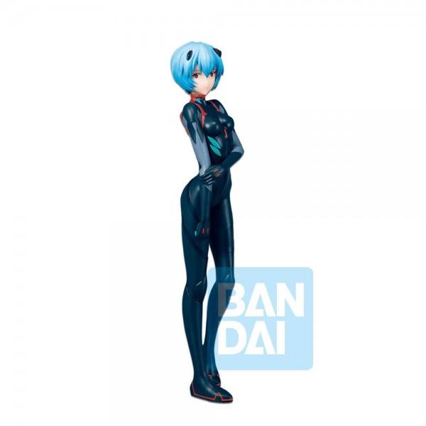 Evangelion - Rei Ayanami Langley Figur / Ichibansho: Bandai