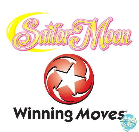 Sailor Moon - Kartenspiel Top Trumps - Deutsche Version: Winning Moves