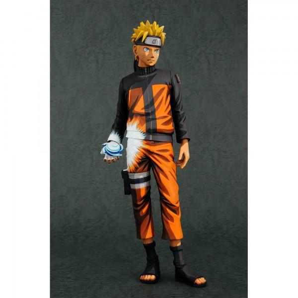 Naruto Shippuuden - Naruto Figur / Shinobi Relations - Grandista - Manga Dimension: Banpresto