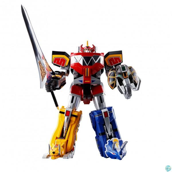Power Rangers - Megazord Actionfiguren - 5er-Pack GX-72 / Chogokin Diecast: Bandai
