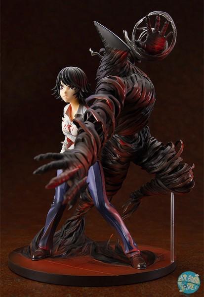 Ajin Demi Human - Izumi Shimomura & Invisible Black Matter Statue: Good Smile Company