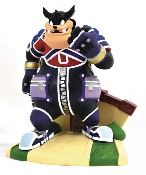 Kingdom Hearts - Pete Statue / Gallery: Diamond Select