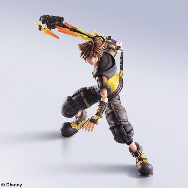 Kingdom Hearts III - Sora Actionfigur - Bring Arts: Square Enix