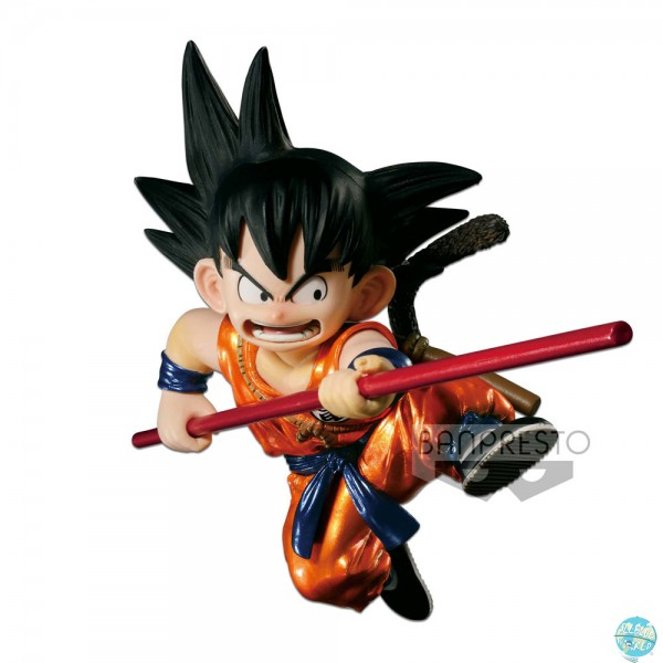 Dragonball - Son Goku Figur - SCultures - Young Version / Metallic Color: Banpresto