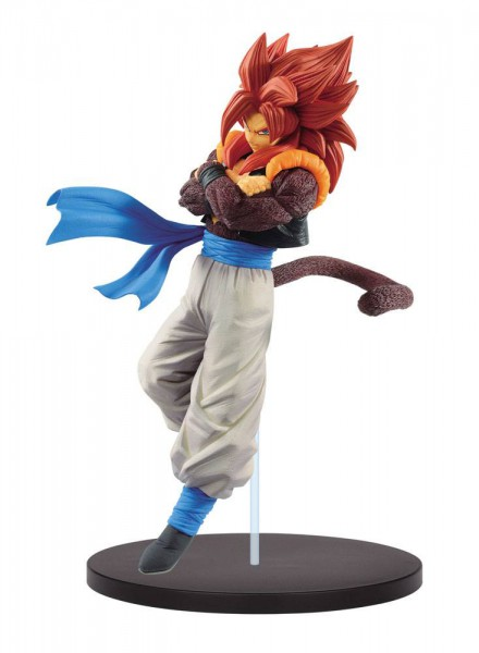 Dragon Ball Super - SSJ 4 Gogeta Figur / FES: Banpresto