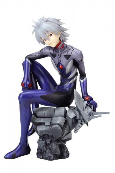 Neon Genesis Evangelion - Kaworu Nagisa Statue / Plugsuit Version: Kotobukiya