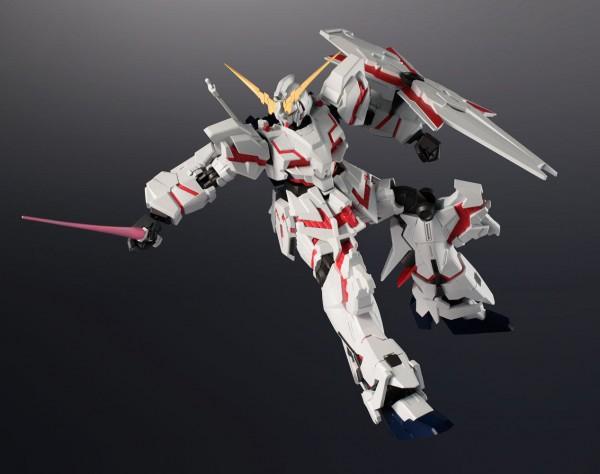 Mobile Suit Gundam - RX-0 Unicorn Gundam Actionfigur / Gundam Universe: Tamashii Nations