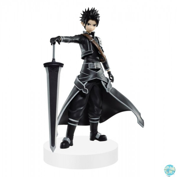 Sword Art Online - Kirito Figur - Fairy Dance: Banpresto