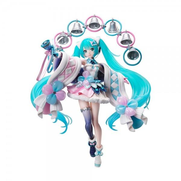 Vocaloid - Hatsune Miku Statue / Mirai 2020 Winter Festival Version: FuRyu