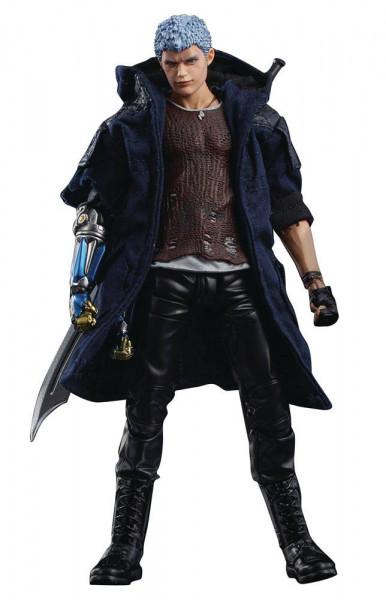 Devil May Cry 5 - Nero Actionfigur / Deluxe Version Previews Exclusive: 1000toys