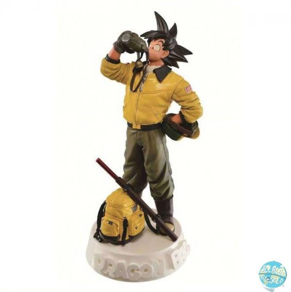 Dragonball Z - Son Goku Figur - SCultures / Special Color Version: Banpresto