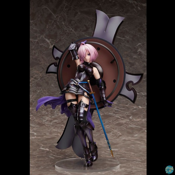 Fate/Grand Order - Shielder / Mash Kyrielight Statue: Stronger