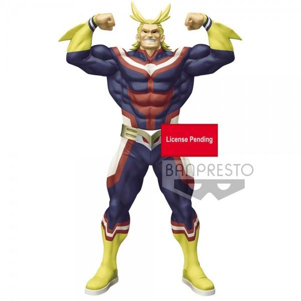 My Hero Academia - All Might Figur / Grandista - New Color Version: Banpresto
