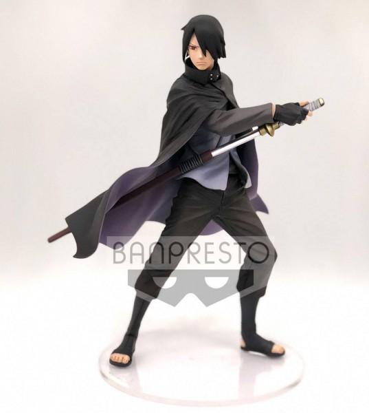 Boruto - Naruto Next Generation - Sasuke Figur: Banpresto