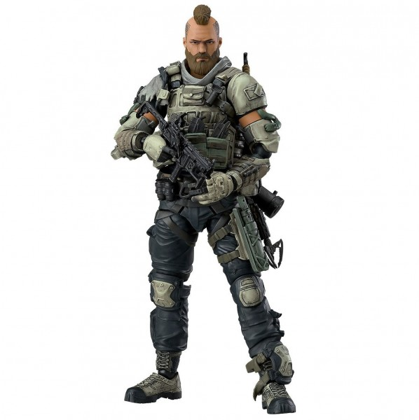 Call of Duty Black Ops 4 - Ruin Figma: Max Factory