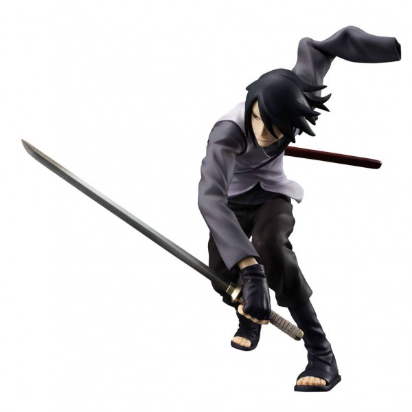 Boruto Naruto The Movie - Sasuke Uchiha Statue - G.E.M. Serie: MegaHouse