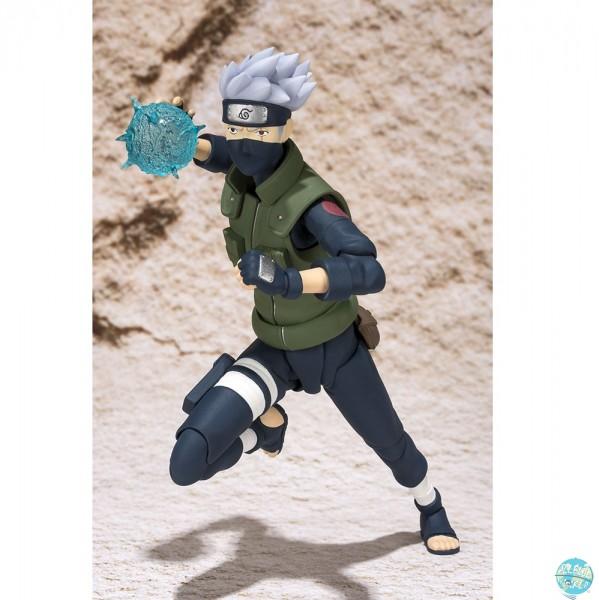 Naruto Shippuuden - Kakashi Actionfigur - S.H.Figuarts: Bandai