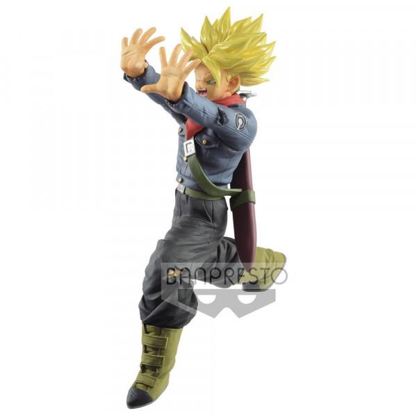 Dragon Ball - Future Trunks Figur / Galick Gun: Banpresto