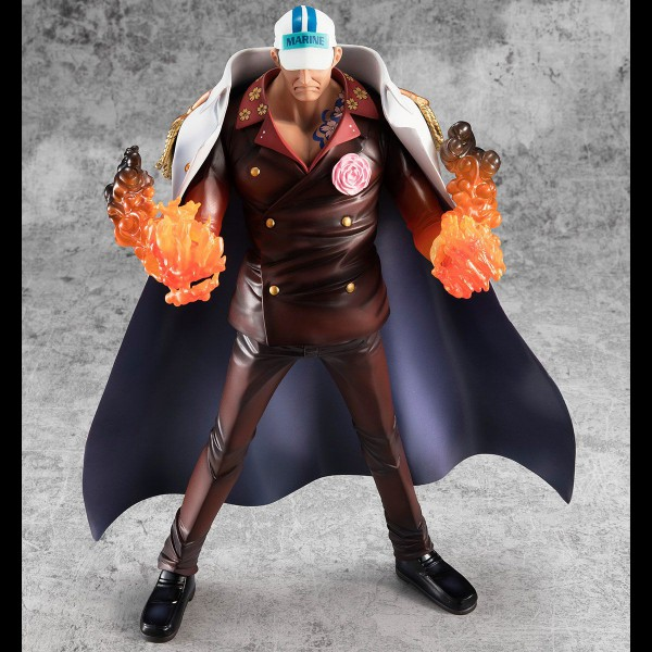 One Piece - Admiral Akainu Statue / Excellent Model - NEO-DX: MegaHouse