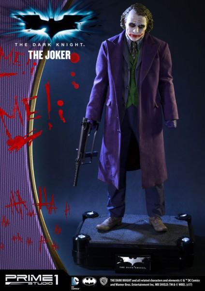 The Dark Knight - Joker Statue: Prime 1 Studio