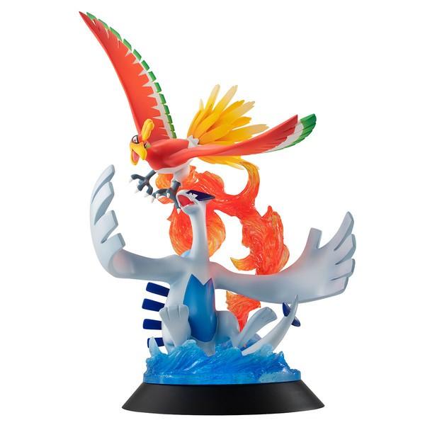 Pokemon - Ho-Oh & Lugia Statue / G.E.M Series: MegaHouse