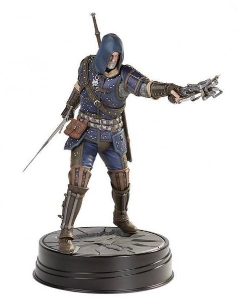 Witcher 3 Wild Hunt - Geralt Grandmaster Feline Statue: Dark Horse