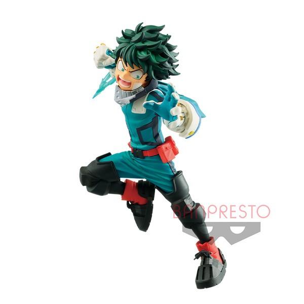 My Hero Academia The Movie Heroes: Rising - Deku Figur: Banpresto