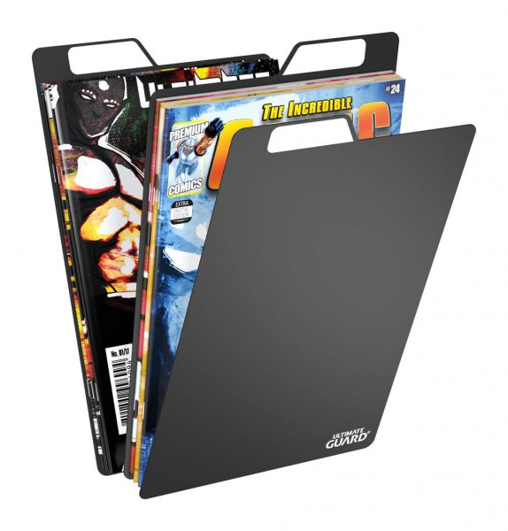 Ultimate Guard - Premium Comic Book Titeltrenner [25] / Schwarz