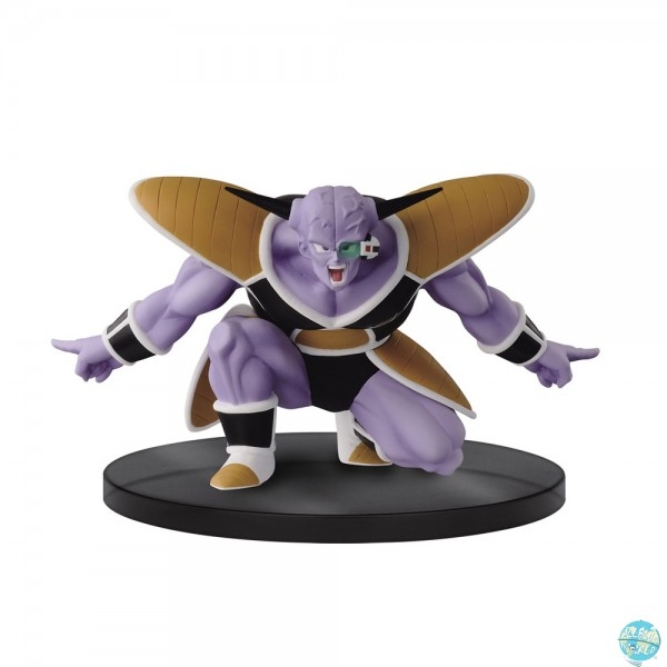 Dragonball Z - Captain Ginyu Figur - Dramatic Showcase: Banpresto