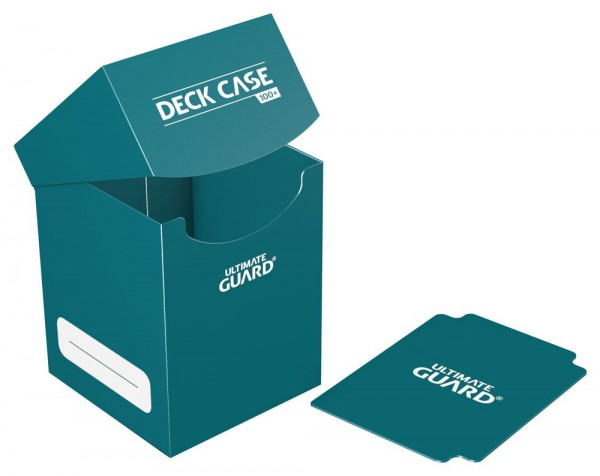 Ultimate Guard - Deck Case 100+ / Petrolblau
