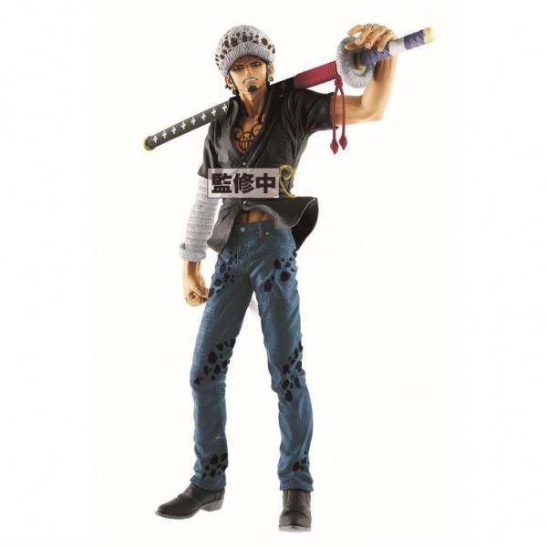 One Piece - Trafalgar Law Figur / Big Size: Banpresto