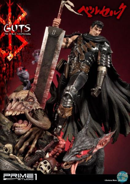 Berserk - Guts Statue: Prime 1 Studio