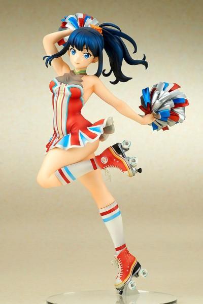 SSSS.Gridman - Rikka Takarada Statue / Cheer Girl Version: Ques Q