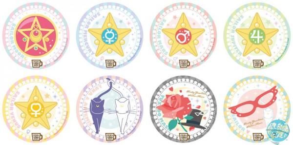 Sailor Moon - Sailor V Sammelfigur - Pretty Soldier Ochatomo Series / Moon Prism Cafe: MegaHouse