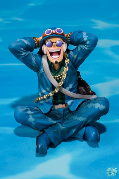 One Piece - Lysop Figur - FiguartsZERO / 20th Anniversary: Bandai