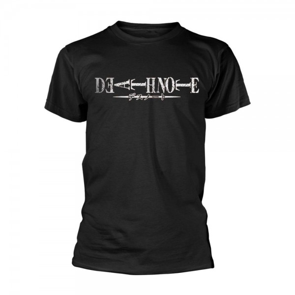 Death Note - Shirt / Motiv Logo - Unisex S: PHD Merchandise