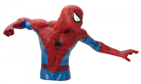 Marvel Comics - Spider-Man Spardose - Fighter Ver.: Monogram