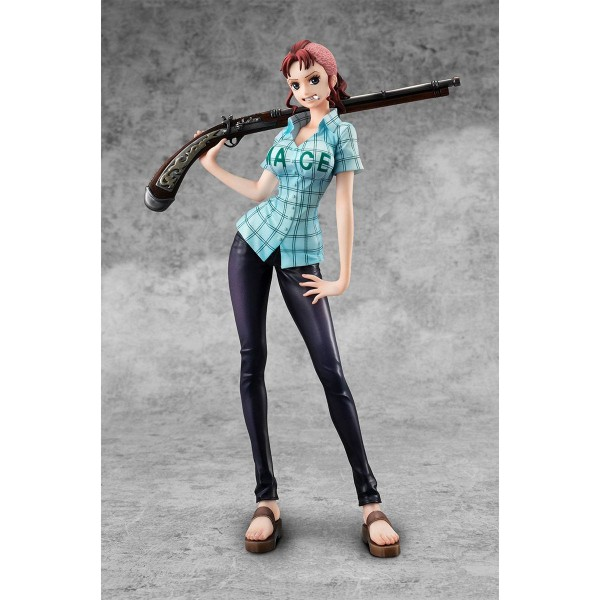 One Piece - Bellemere Statue / Portrait Of Pirates - Playback Memories: MegaHouse