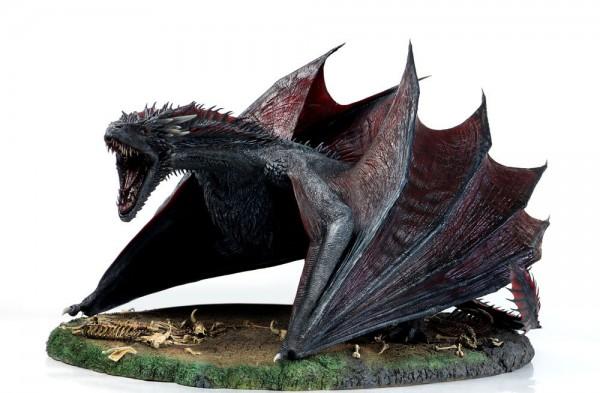 Game of Thrones - Dragon Statue: ThreeZero